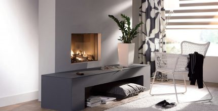 Electric Fireplaces Are The Future For New Build London Homes